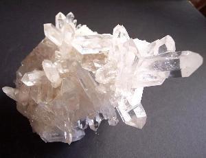 Arkansas Crystal Cluster 03